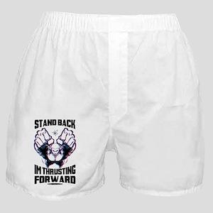 I_SUPERHERO_mag Boxer Shorts