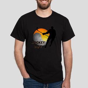 hockey24/7 Dark T-Shirt