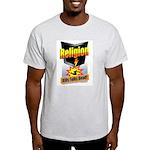 Religion: Kills Folks Dead! Ash Grey T-Shirt