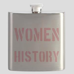2000x2000wellbehavedwomenseldommakehistory2p Flask