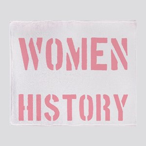 2000x2000wellbehavedwomenseldommakeh Throw Blanket