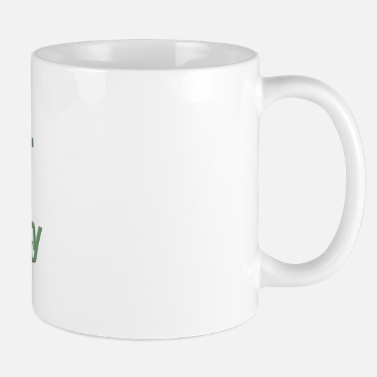 """Shamrock - Brody"" Mug"