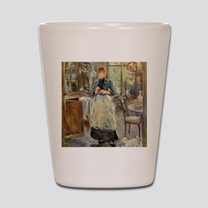 Berthe Morisot Shot Glass