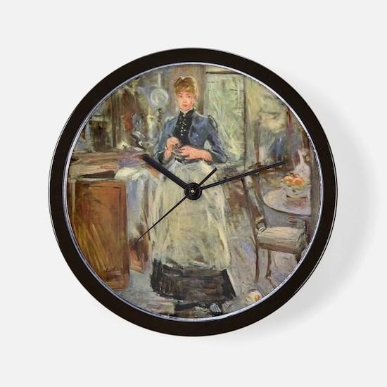 Berthe Morisot Wall Clock