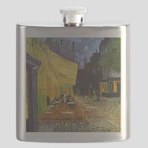 Night Cafe Flask