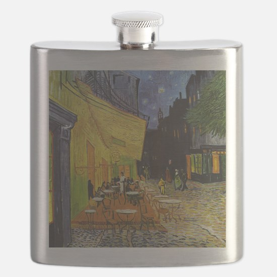 Night Cafe Flask