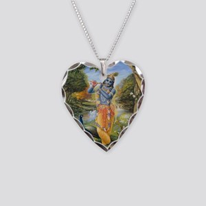 greeting_card_ta0029 Necklace Heart Charm