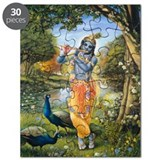 Krishna Puzzles