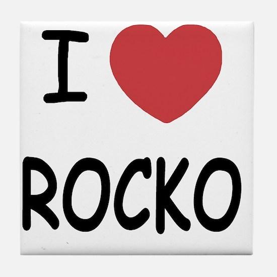 ROCKO Tile Coaster