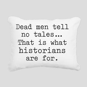 Dead men Rectangular Canvas Pillow