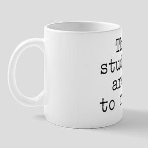 Study History Mug