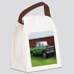 Puzzle 3 Canvas Lunch Bag