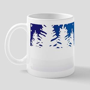 ChristmasSnowflakes Mug