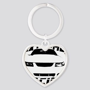 extremeracing9904 Heart Keychain