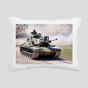 M60 Rectangular Canvas Pillow
