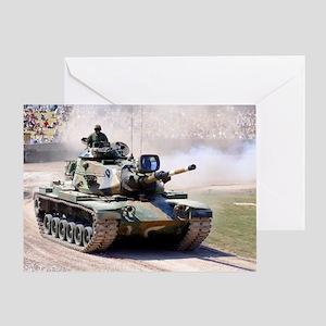 M60 Greeting Card