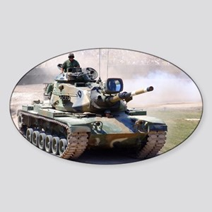 M60 Sticker (Oval)