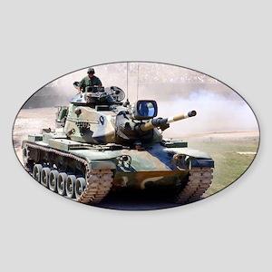 M60 Sticker (Oval)