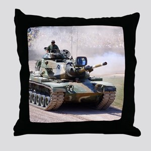 M60 Throw Pillow