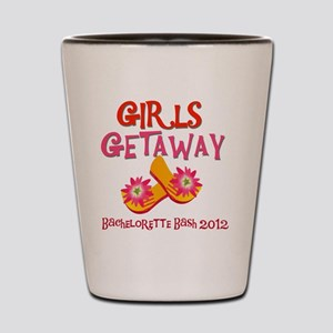 GIRLSGETAWAY2012 Shot Glass