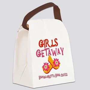 GIRLSGETAWAY2012 Canvas Lunch Bag