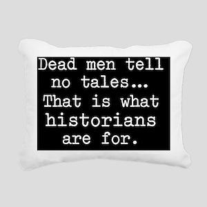 Dead men-reverse Rectangular Canvas Pillow