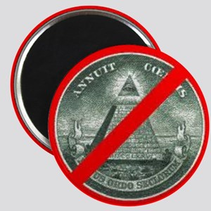 END THE NWO Magnet