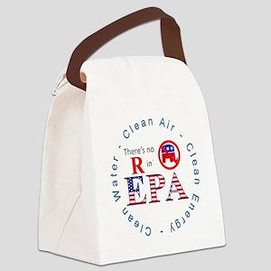 EPA RWB Canvas Lunch Bag