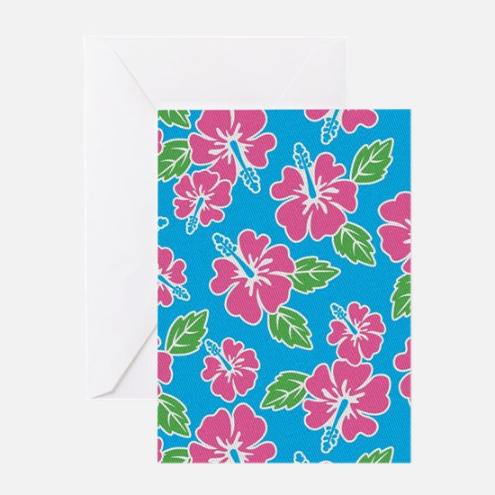tropical_1_kindle Greeting Card