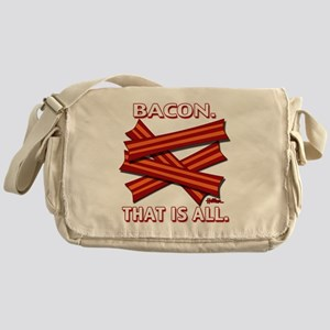 vcb-bacon-that-is-all-2011b Messenger Bag