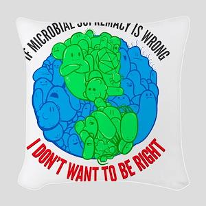 F2011logo Woven Throw Pillow