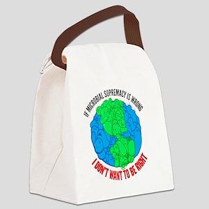 F2011logo Canvas Lunch Bag
