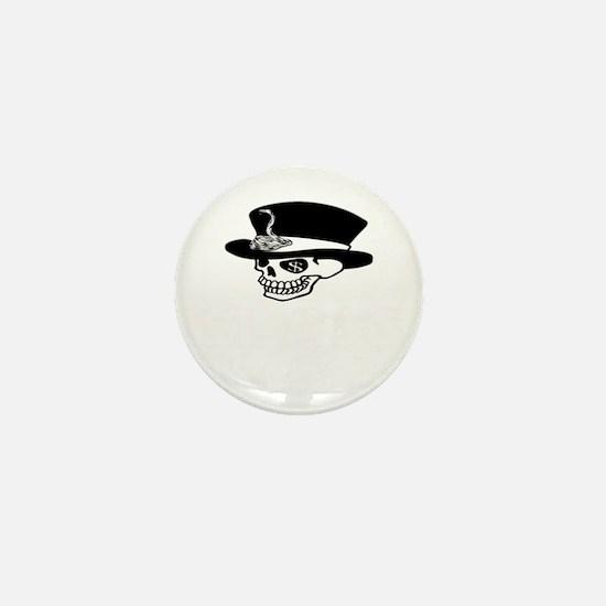 greedy one percent dead w Mini Button
