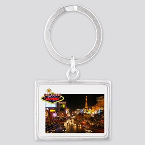 WMV Mad Vegas Strip 6000 Landscape Keychain