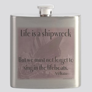shipwreck2 Flask