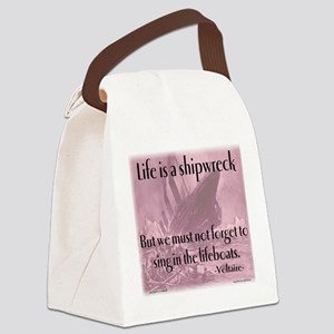 shipwreck2 Canvas Lunch Bag