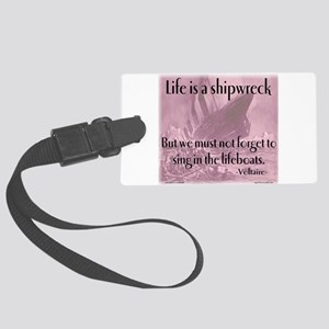 shipwreck2 Luggage Tag