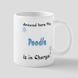 Poodle Charge Mug