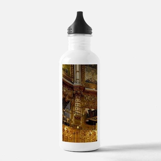 Catalunya. Benedictine Water Bottle