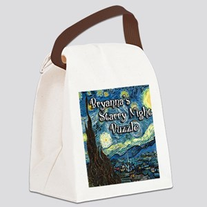Bryannas Canvas Lunch Bag