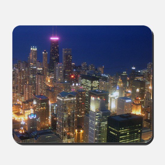 Sears Tower View Mousepad