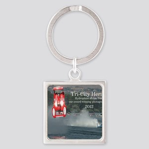 CoverHydrosW Square Keychain