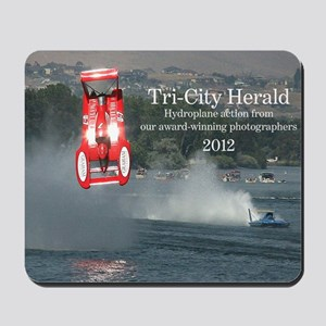 CoverHydrosW Mousepad