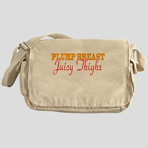 PlumpbreastR Messenger Bag
