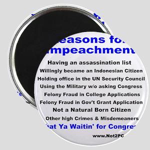 reason4impeach Magnet