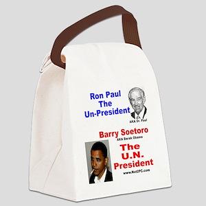 unpresident Canvas Lunch Bag