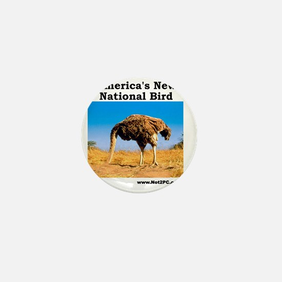 National Bird Mini Button