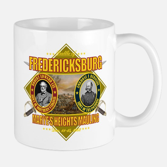 Fredericksburg Large Mugs