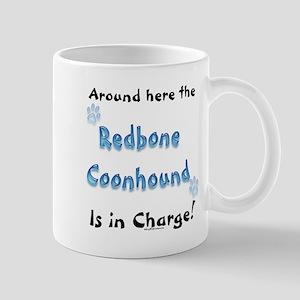 Coonhound Charge Mug