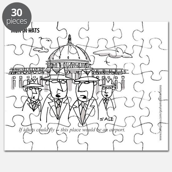 MEN_Idiots Fly Puzzle